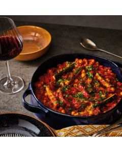 Booths Red Pepper, Courgette & Chickpea Tagine Meal Kit