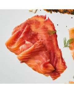 Bleiker's Beetroot & Orange Smoked Scottish Salmon