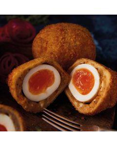 Happy Belly Vegetarian Scotch Egg Box