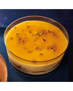 Lathams Passion Fruit & Mango Dessert