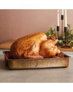 Johnson & Swarbrick Whole Corn-Fed Goosnargh Turkey 5kg