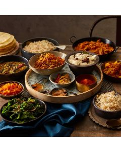 Rafi's Indian Feast Spices (Serves 4-6)