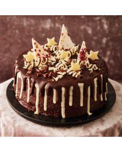 Lathams Chocolate Drip Cake