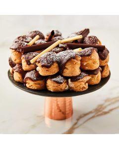 Lathams Chocolate Profiteroles