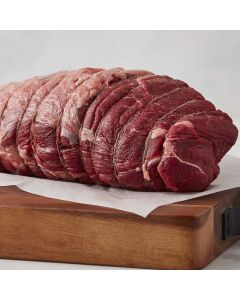 Booths Extra Matured Beef Topside Roasting Joint 1.8kg - 2.4kg