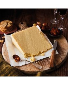 Handwrapped Trotter Hill Tasty Lancashire Cheese 500g