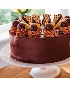 Lathams Chocolate Fudge Cake