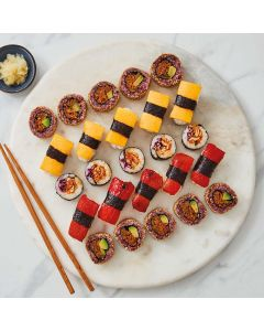 Sushi Vegan Sharing Platter (25 Piece)