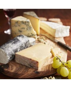 Booths Award Winning Five Piece Cheese Selection