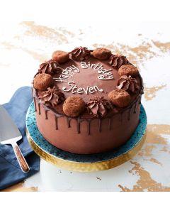Fully Loaded Chocolate Celebration Cake