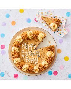 Giant Oat & Raisin Celebration Cookie