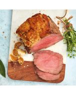 Booths Beef Corner Cut Topside with Horseradish Stuffing
