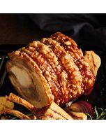 Booths Boneless British Pork Loin 2.5kg - 3.0kg