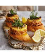 Bleiker's Gin & Juniper Smoked Scottish Salmon