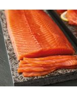 Booths Oak Roasted Salmon Centrepiece