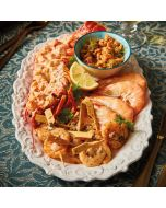 Booths Prawn & Shrimp Platter