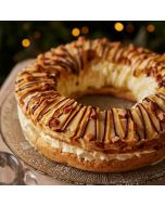 Lathams Sticky Toffee Wreath
