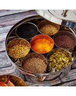 Rafi's Spice Box Masala Dabba