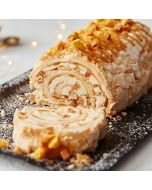 Lathams Sticky Toffee Meringue Roulade