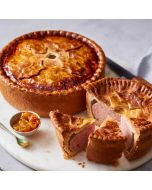 Toppings Large Traditional Pork Pie 2.2kg