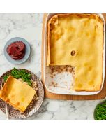 Booths Meat & Potato Slab Pie 1.7kg