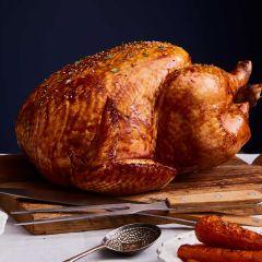 Booths Farm Assured White Turkey 7-7.99kg