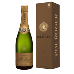 Champagne Pol Roger Rich NV