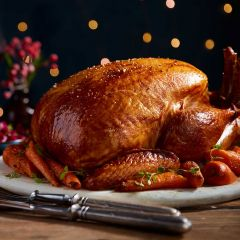 Gressingham Organic Free-Range Bronze Turkey
