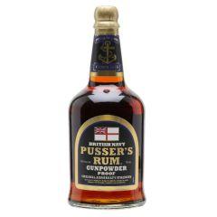 Pussers Gunpowder Proof Rum