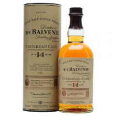 Balvenie 14 Year Old Caribbean Cask Malt Whisky
