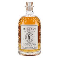 Merser Double Barrel Rum