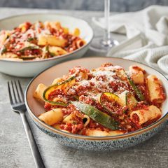 Booths Pork & Courgette Ragu with Rigatoni Meal Kit