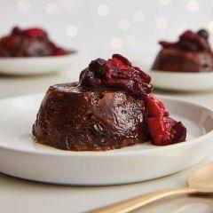 Lilly's Vegan Christmas Pudding
