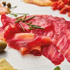 Bleiker's Whiskey Smoked Scottish Salmon
