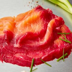 Bleiker's Beetroot & Orange Smoked Scottish Salmon