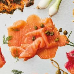 Bleiker's Gin & Tonic Smoked Scottish Salmon