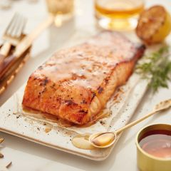 Bleiker's Rope Hung Sliced Smoked Salmon