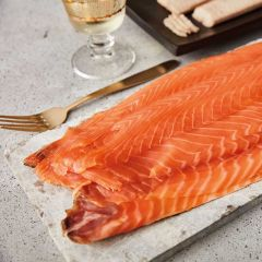 Booths Oak Smoked Scottish Salmon