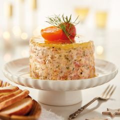 Booths Salmon Rillettes