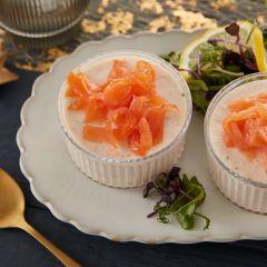 Forman's Smoked Salmon Paupiettes