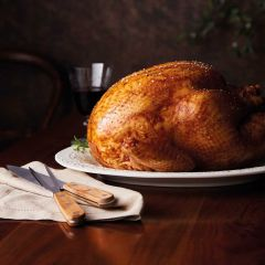 Gressingham Organic Bronze Free-Range Turkey Crown