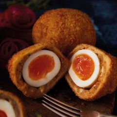 Happy Belly Vegetarian Scotch Egg Box