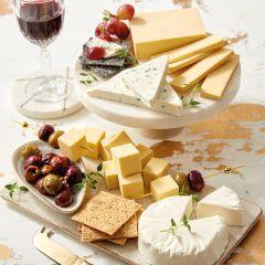 Booths Brie De Meaux & Cranberry Filo Tarts