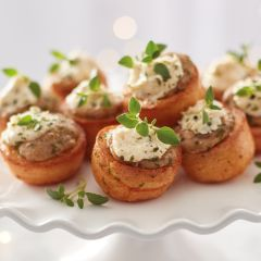 Booths Beef & Horseradish Yorkshire Puddings