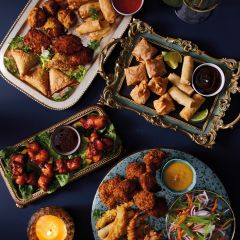 Booths Oriental Party Platter