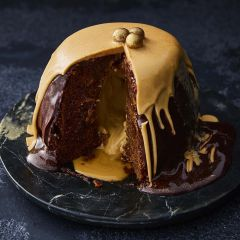 Booths Melting Middle Sticky Toffee Pudding