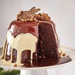 Booths Melting Middle Chocolate Pudding