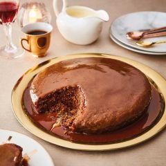 Cartmel Sticky Figgy Pudding 730g