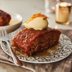 Booths Whisky & Marmalade Pudding 400g
