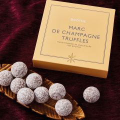 Booths Champagne Truffles